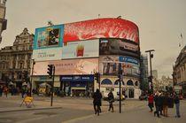 Piccadilly Circus von Alexander Mandelstam