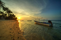 Sunset Ko Samui  by Rob Hawkins