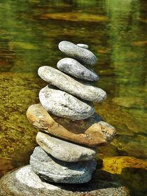 Steinhaufen-meditation