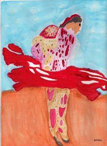 Bullfighter by Denise Davis
