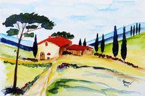 Toskana-Harmonie by Christine Huwer