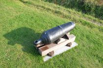 Ancient Cannon by Malcolm Snook