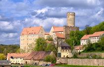 Burg Gnandstein von Jörg Hoffmann