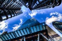 The City Of London by David Pyatt
