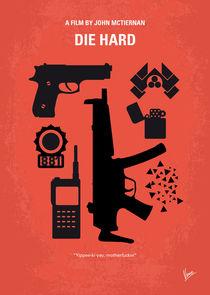 No453-my-die-hard-minimal-movie-poster