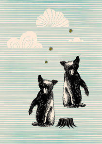 the bears von Sybille Sterk