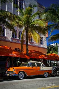 Miami South Beach by Ines Schaefer