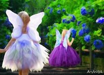 Little Fairies by Amanda Jones