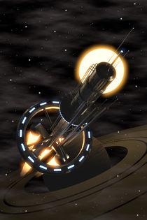 Space. Ship. von dresdner
