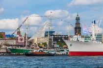 Hamburger Hafengeburtstag 2015 II von elbvue