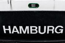 Maritimes Hamburg V von elbvue