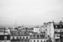 Paris, Areal view by Alessia Cerqua