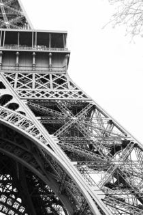 PARIS, Eiffel Tower von amonkeywithcamera