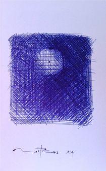 OHNE TITEL (ABSTRAKTION) von Johannes Morten