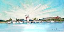 Puerto Portals 01 von Miki de Goodaboom