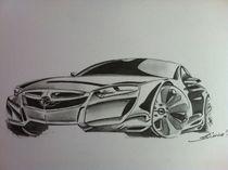 Opel Omega von Cristian Simon