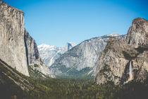 Yosemite by Stephane AUVRAY