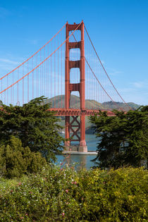 Golden Gate by Stephane AUVRAY
