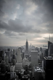 Manhattan by Stephane AUVRAY