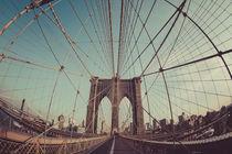 Brooklyn bridge by Stephane AUVRAY
