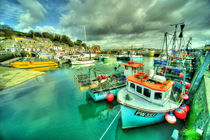 Padstow Colours  von Rob Hawkins