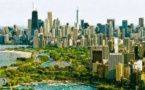 View of Chicago von lanjee chee
