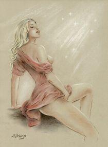 Liebeszauber - erotische Malerei und Illustrationen von Marita Zacharias