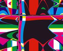 Suspenders 3 by Edward Supranowicz