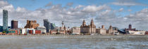 Liverpool's Iconic Waterfront by Steve H Clark Photography