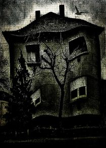 A Twisted House by mimulux