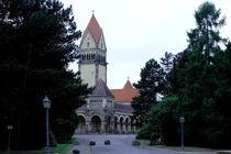 Südfriedhof Leipzig 2 - Kapellenanlage by langefoto