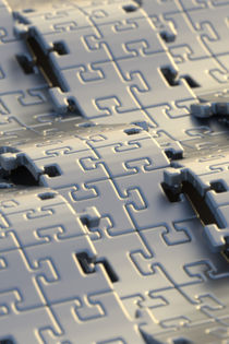 Puzzlewellen von dresdner