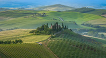 image of typical tuscan landscape by Konstantin Kalishko