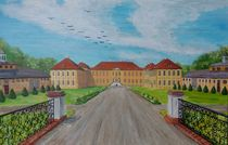 Schloss Oranienbaum by Barbara Kaiser