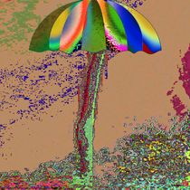 Umbrella by Helmut Licht