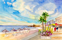 Nerja Beach 01 by Miki de Goodaboom