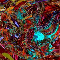 Delightfully chaotic von Helmut Licht