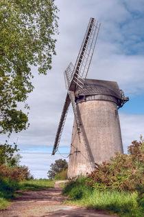 Bidston-mill