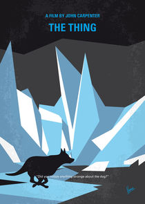 No466-my-the-thing-minimal-movie-poster