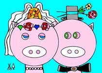 Schwein gehabt! by Hans-Peter Scherbaum