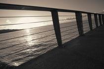Sunrise On Pier von cinema4design