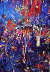 zebra by erik shutov