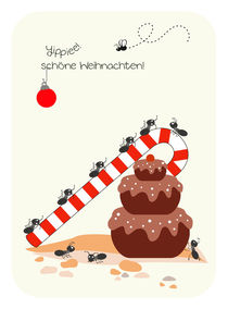 Yippiee! Schöne Weihnachten!