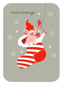 Schöne Festtage! by Birgit Boley
