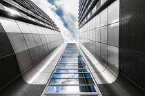 Abstrakte Architektur III von elbvue