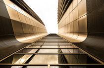 Abstrakte Architektur II von elbvue