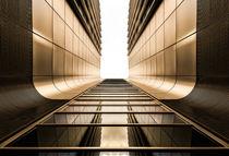 Abstrakte Architektur I von elbvue