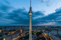 Berlin bei Nacht I von elbvue