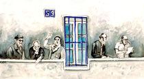 59 Nerja Street von Miki de Goodaboom