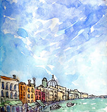 Grand Canal Venice  von Elizabetha Fox